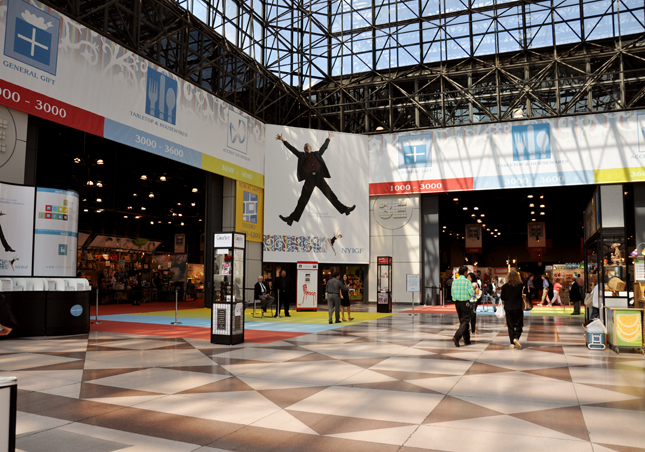 New york international gift fair 2009 core77 for New york international gift fair