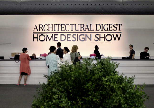 Perrin Drumm ADHDS Entry Welcome To The Architectural Digest Home Design  Show Designed By: Architectural Digest Www.archdigesthomeshow.com/