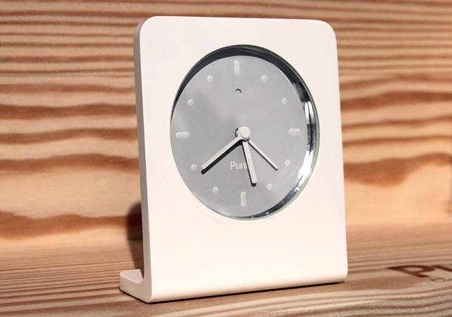 AC 01 Adding To His Minimal Line Of Single Purpose Products For Swiss Brand  Punkt, Jasper Morrisonu0027s L Shaped Alarm Clock Combines A Slight Mid Century  ...