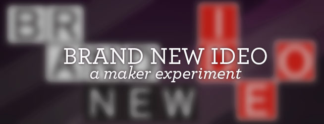 Brand New IDEO