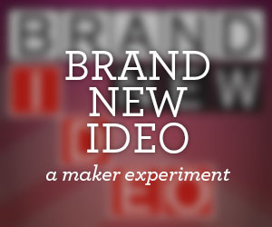 Brand New IDEO
