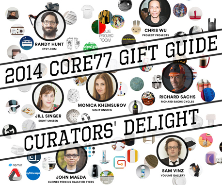 Core77's 2014 Ultimate Gift Guide