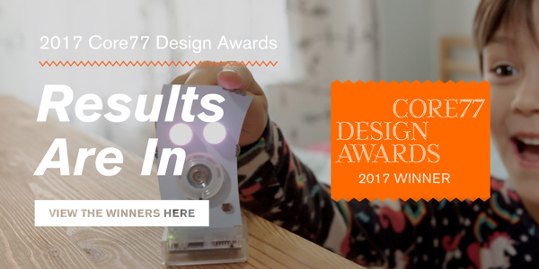 2017 Core77 Design Awards Results