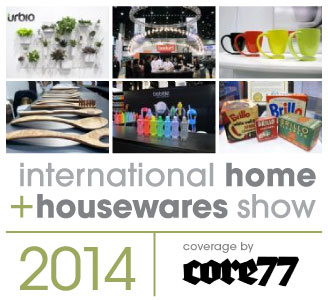 core77 coverage of the international home + housewares show