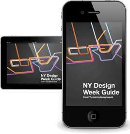 NY Design Week Guide Mobile App