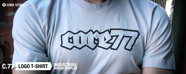 Store core77 for Industrial design t shirt