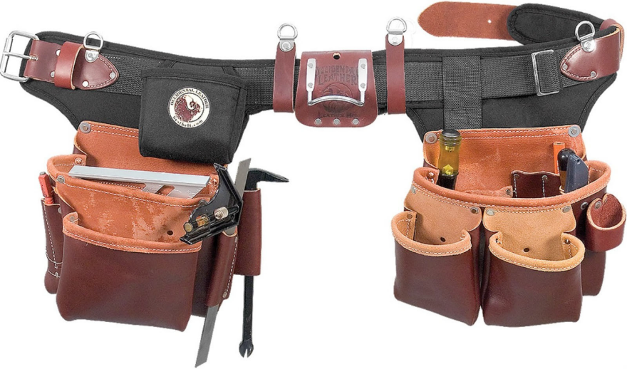 Factory Tour How Occidental Leather Makes The Best Tool Belts Money Can