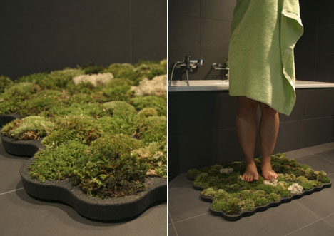 Flotspotting La Chanh Nguyen Brings Green To The Bathroom Core - Musty smell in bathroom