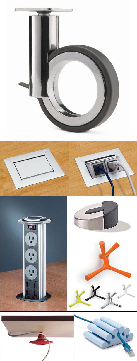 Mockett Is The Type Of Company An Industrial Designer Would Never Get Bored  Working For. They Make A Variety Of Cool Looking And Useful Items Across ...