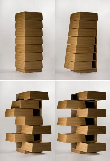 Genial Three Beautiful Wooden Furniture Pieces From AWA