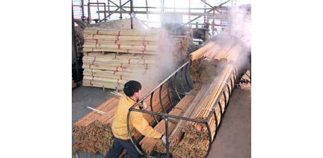 Bamboo Part I How Do They Make It Into Boards Core77