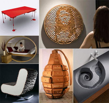 Funky Furniture Roundup Core77