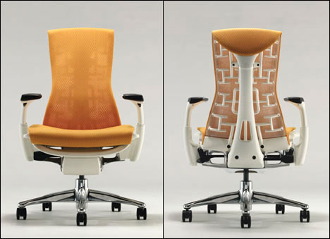 Buying a long-term-use product like an office chair is a tough decision. After all how can you really test it out--by bouncing up and down on it in the ... & Living With