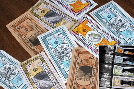 U S  town designs their own cash