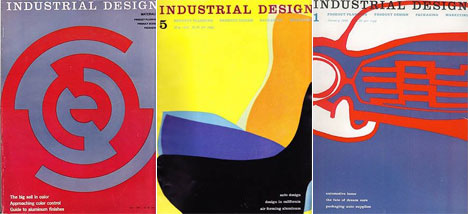 Vintage issues of <I>Industrial Design Magazine</I> - Core77