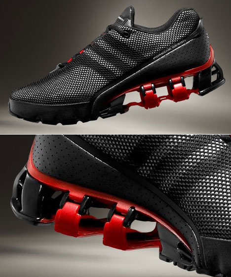 new product b951c 18590 Porsche Design running shoe with suspension - Core77