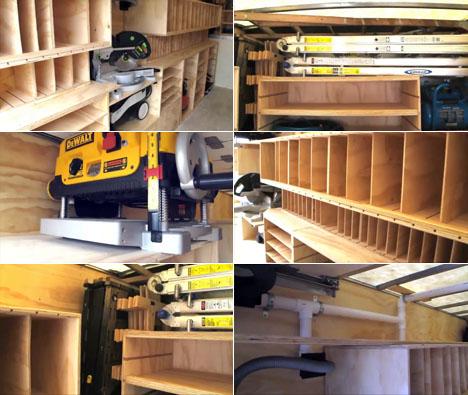 Ron Paulk S Mobile Super Workshop Part 4 Completing The