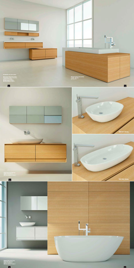 Wetstyles New M Collection Of Bathroom Furniture Core - Wet style bathroom
