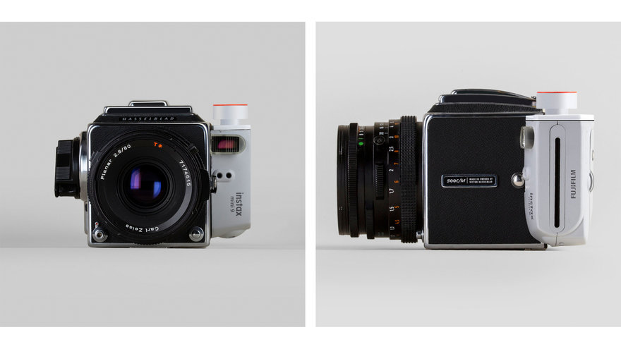 A 48-Hour Project to Merge a Hasselblad 500C/M and a