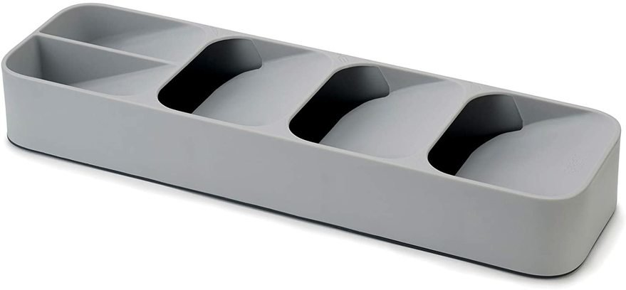 A Smarter, Space-Saving Design for a Cutlery Tray: Joseph Joseph s DrawerStore Organizer