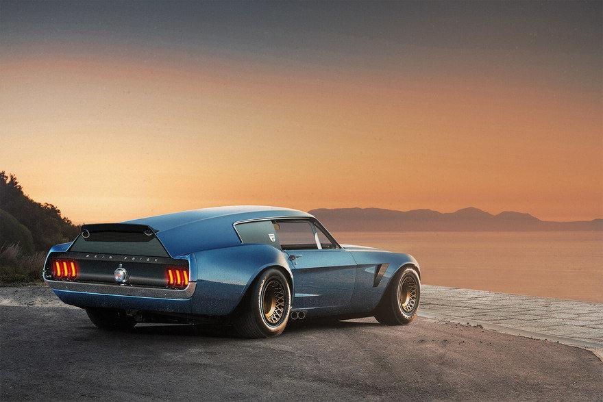 A Lamborghini Pickup Truck Ferrari Station Wagon Porsche Ute And Other Automotive Mash Ups Core77