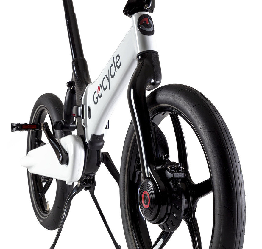 First Look at Gocycle's G4 Fast-Folding E-Bike