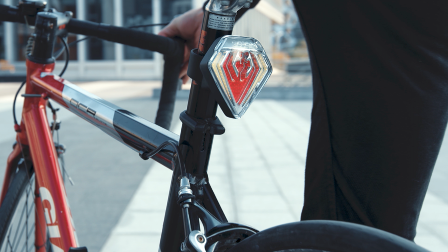 Yea or Nay? A Bike Turn Signal That Activates When You Look to the Side