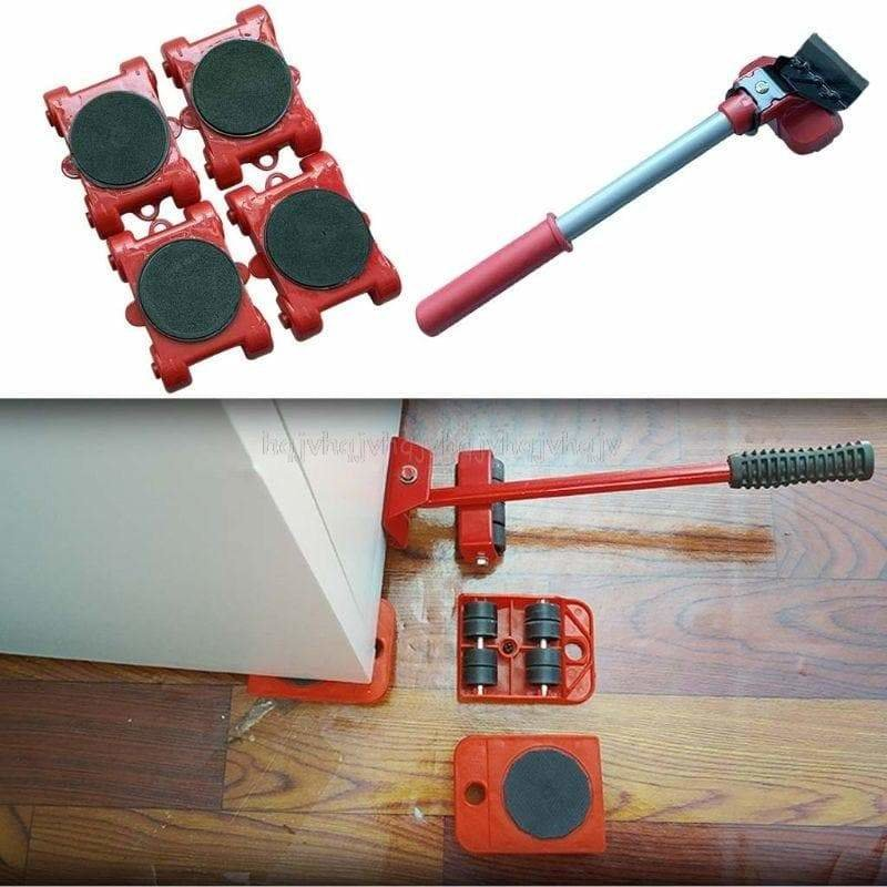 A Simple Tool for Moving Heavy Furniture