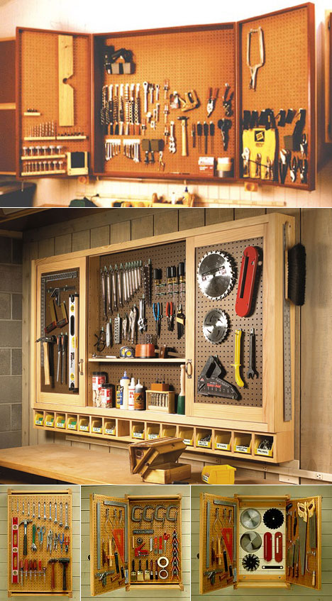 The Basics Of Tool Organization Systems Part 1 Pegboard