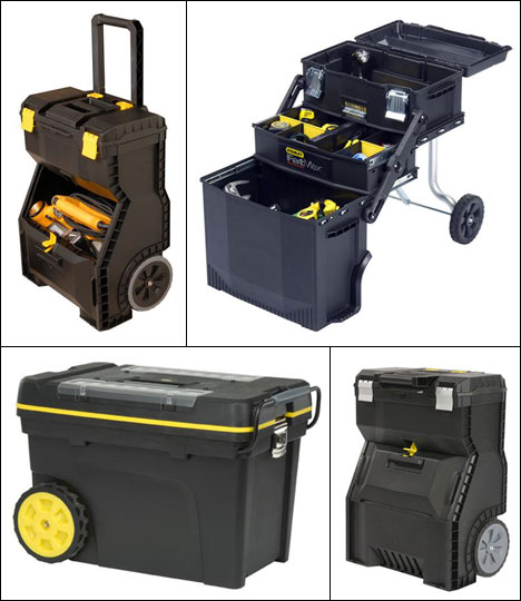 The basics of tool organization systems Part 2 Rolling storage - Core77  sc 1 st  Core77 & The basics of tool organization systems Part 2: Rolling storage ...