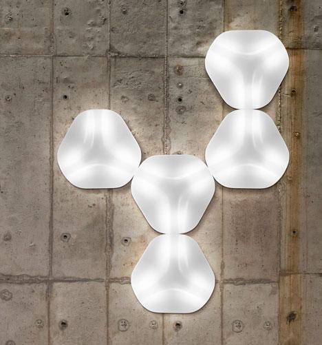Itre S Karim Rashid Designed Trex Lamp Core77
