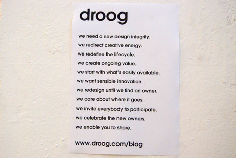 Milan Design Week 2010br Saved By Droog Core77