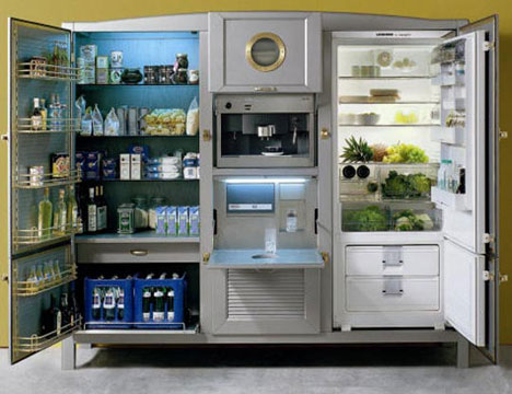 Meneghini's retro icebox 'fridges - Core77 on ice chest hinges and latches, bed cabinet, bar cabinet, electric cabinet,