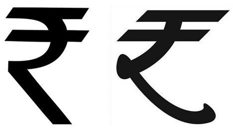The Rupee Gets A New Symbol Core77