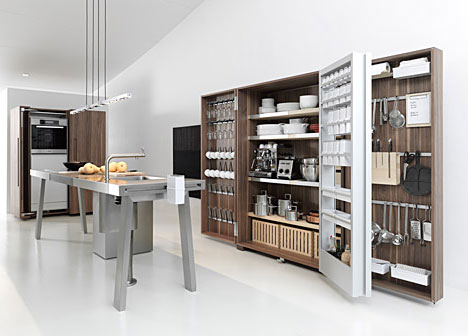 Merveilleux The Essence Of That Which Makes And Signifies A Kitchen Is Incorporated In  Bulthaup B2. In Developing This System, Therefore, The Emphasis Was On ...