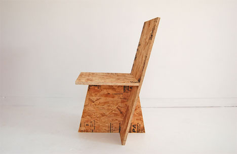 + Chair OSB Found Text: I Was Told The Room Of A Personu0027s Appearance On  Behalf Of His Heart, So Heart Is Messy. Chairs Simple.