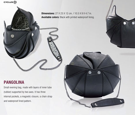 0db111b6e8 Eco-design from Colombia  Cyclus bags - Core77