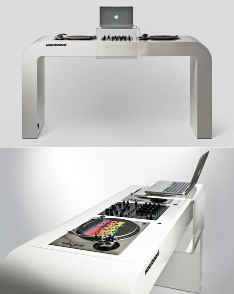 David Kornmann DJ Table