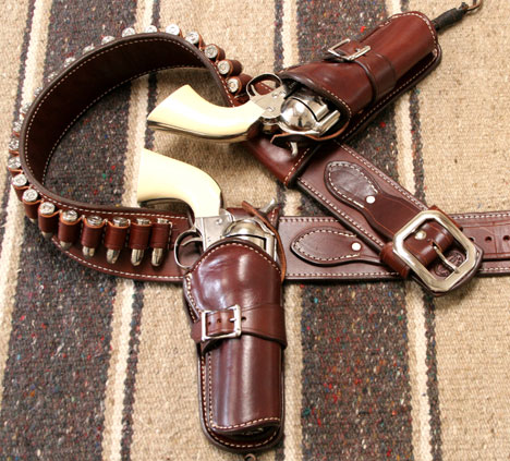 More on Cowboys: The Pistol Holster - Core77