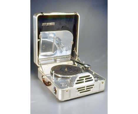 Portable Music Players from the 1920s/30s, and the Original