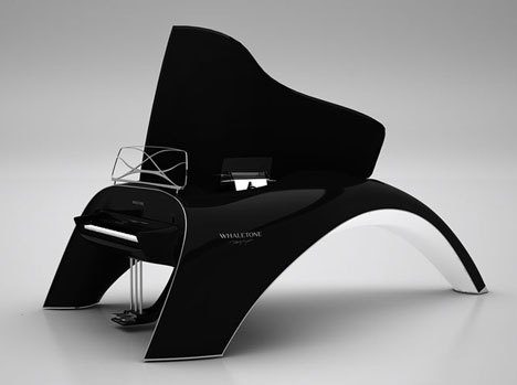Redesigning A Grand Piano Is Pretty Ballsy The Form Factor And Overall Lines Are Firmly Entrenched Types Of People Wholl Pony Up For One