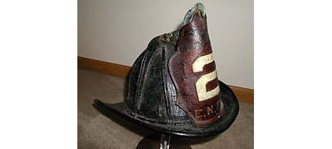 Tradition vs Progress: The Art of the American Fire Helmet
