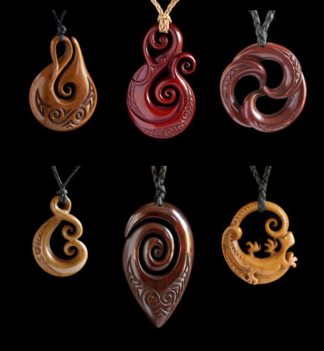 Anthony Bray Heta Works The Materials Of Bone Silver And Bronze In Both Maori Celtic Styling