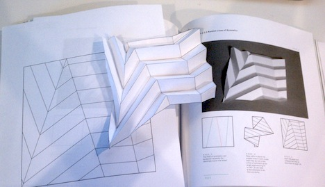 Book Review Folding Techniques For Designers By Paul Jackson Core77