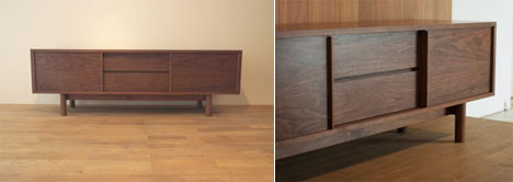 Ordinaire Furniture By Consent: Mid Century Modern By Way Of Japan