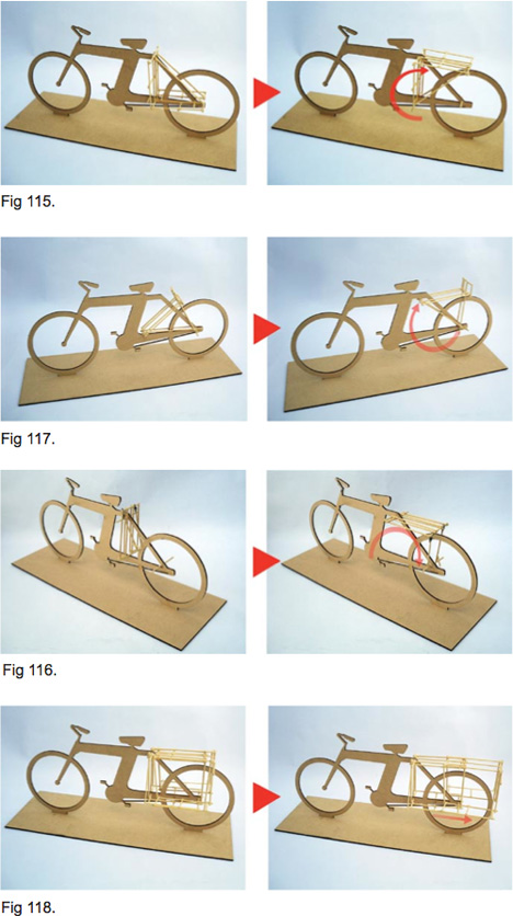 Flatspotting - Wooden Bicycle Frames: \