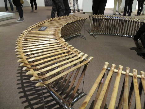 Beijing Design Week 2011 Rethinking Bamboo At The Beijing