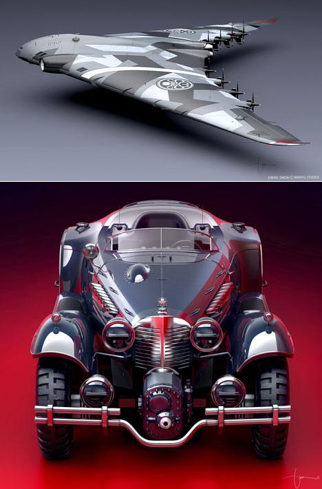 au 2011  interview with concept designer daniel simon  part 2