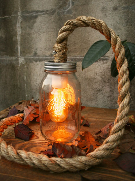 Luke Lamp Co S Rustic Handmade Lighting Core77