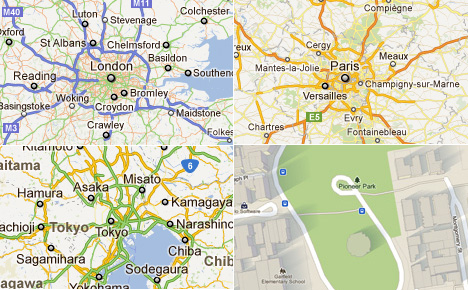 Google Maps: Designing the Modern Atlas - Core77
